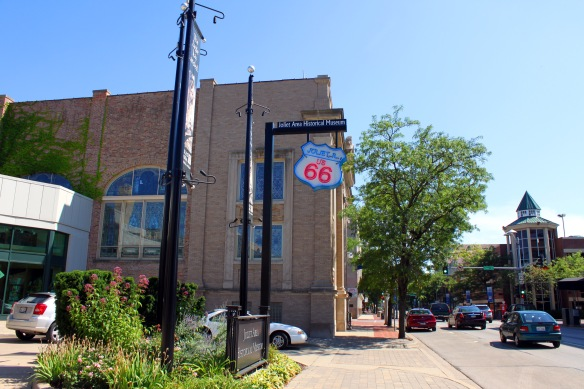Joliet Historical Museum & Route 66 Welcome Center  Photo copyright 2012 by Keith Yearman