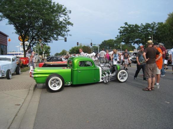 Berwyn Route 66 Car Show entry