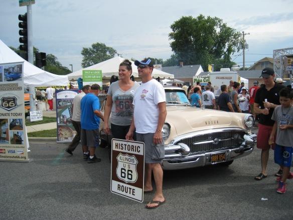 Berwyn Route 66 Car Show