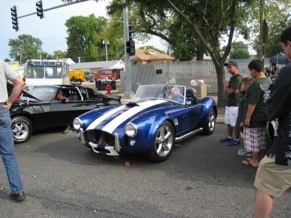 Berwyn Route 66 Car show 2013 custom model