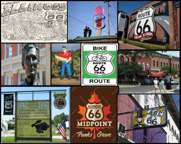 Route 66 charity bike ride, Oct. 16-21, 2013