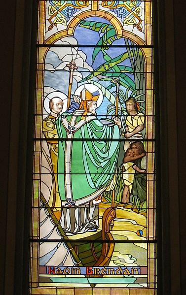 Old St. Pat's - interior 16, window 4 detail - blog (MRTraska)