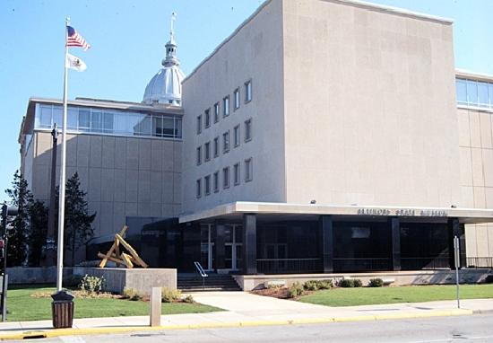 The Illinois State Museum in Springfield