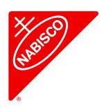 NABISCO red corner logo