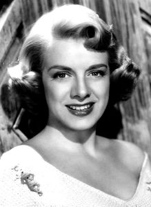 Rosemary Clooney, head and shoulders, 1954