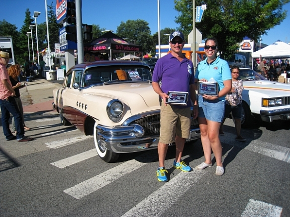 2014 Berwyn Car Show 52 - Tony Melone & Stacy Conn - blog (MRTraska)