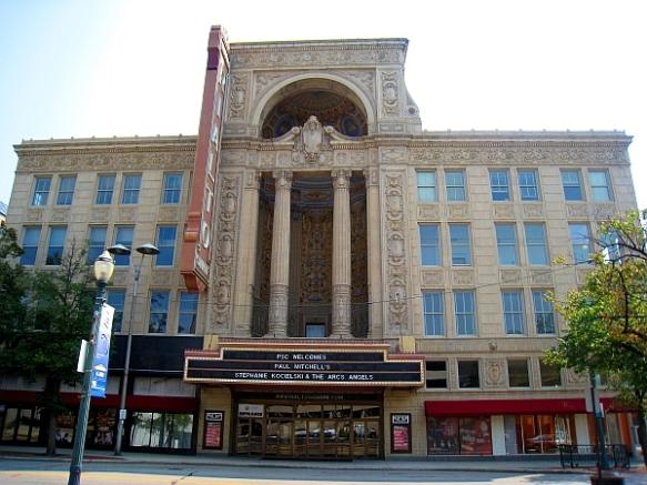Rialto Square Theatre, Joliet, IL - blog (MRTraska)