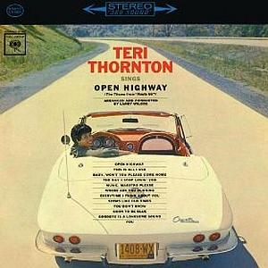 Teri Thornton Sings Open Highway (Route 66 Theme) - album cover